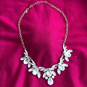 J. CREW STATEMENT Rhinestone NECKLACE NEW